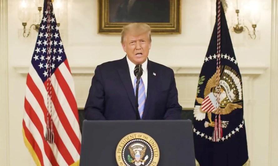 La Cambra de Representants dels EUA aprova el segon 'impeachment' a Donald Trump
