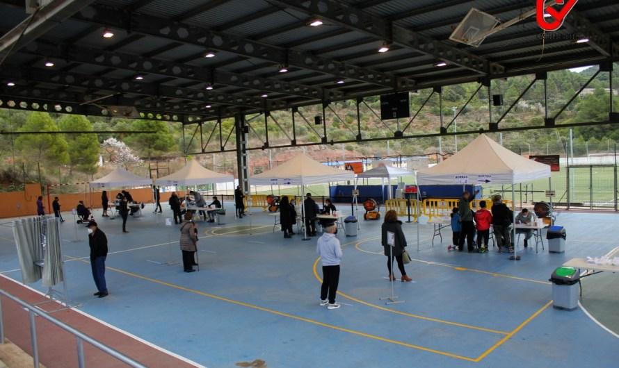 Especials eleccions: Cau la participació a les 12 h a Castellbell i el Vilar
