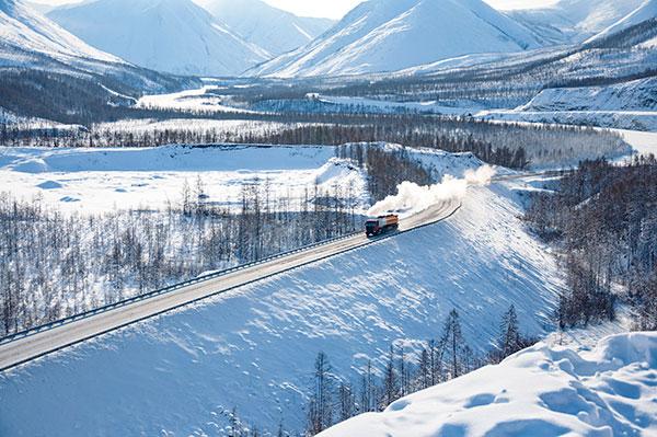 El temps d'en Francesc Mauri: El lloc més fred habitat del planeta