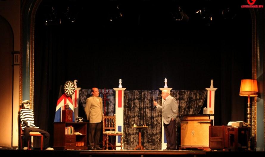 """Castellbell i el Vilar Celebra """"El Dia Internacional del Teatre"""" amb l'obra """"Escac i Mat"""" de Qullonaka Teatre"""
