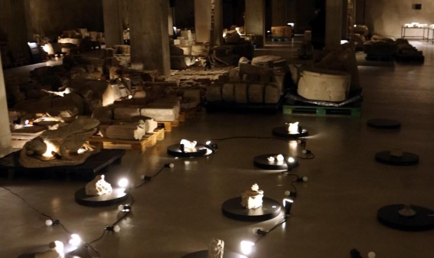 Manresa crea un nou espai museístic amb restes d'esglésies destruïdes durant la Guerra Civil