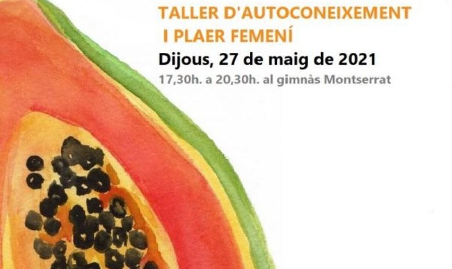 Castellbell i el Vilar programa un taller d'autoconeixement i plaer femení