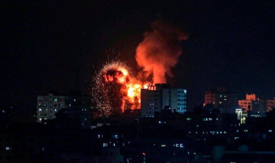 Titulars per a demà divendres 14 de maig:  El conflicte bèl·lic entre Israel i palestina a les portades