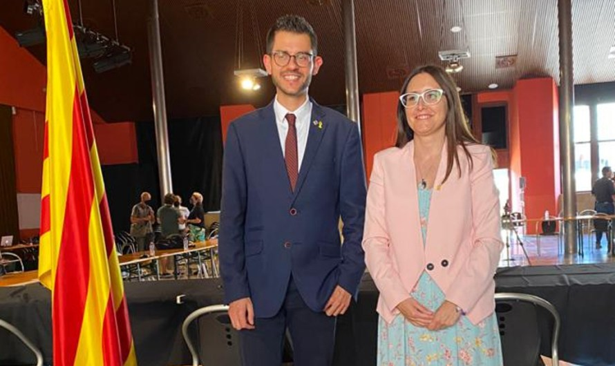 Eloi Hernàndez és escollit nou president del Consell Comarcal del Bages