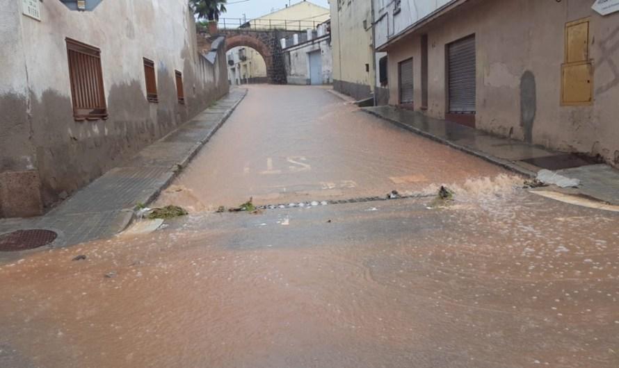 Pluges per acomiadar l'agost