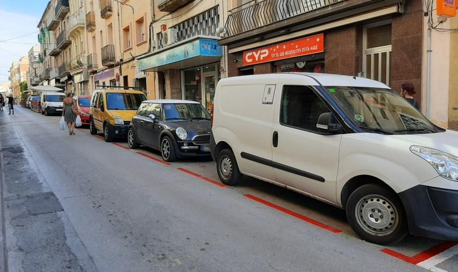 Sant Vicenç de Castellet habilitarà un espai d'estacionament gratuït limitat al carrer Gran i a la plaça Anselm Clavé