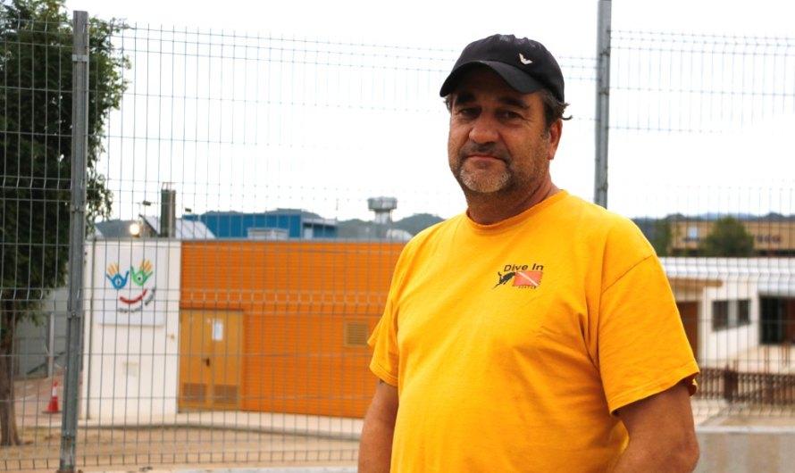 Un ciutadà implicat en l'1-O a Castellgalí: L'1 d'Octubre va ser pensar que serien flors i violes