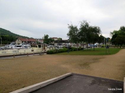 Port le France at Toul