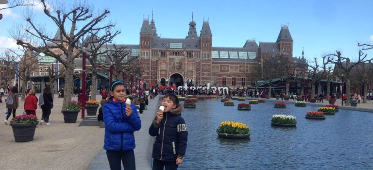 At Home in Amsterdam
