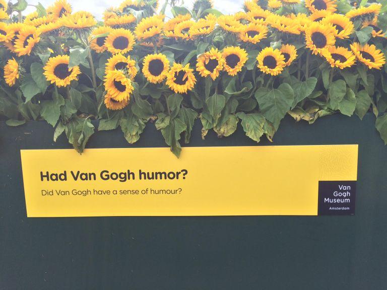 Van Gogh Trivia