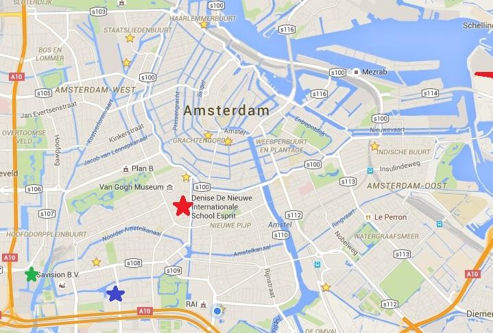 Denise Map