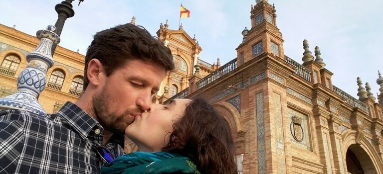 Christmas in Spain – Sevilla