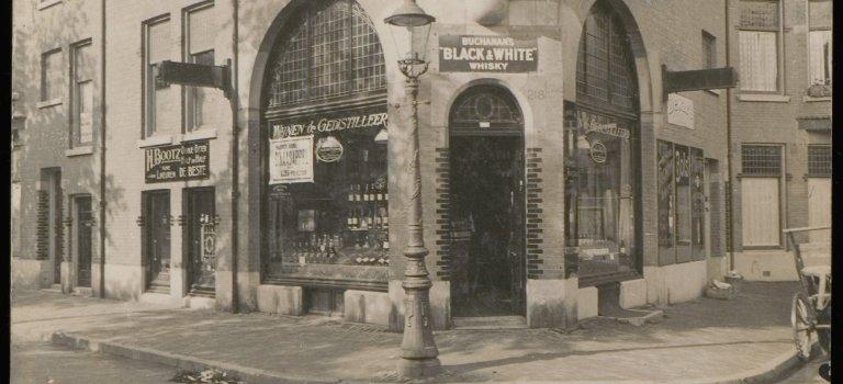 Schinkelbuurt in Bygone Days