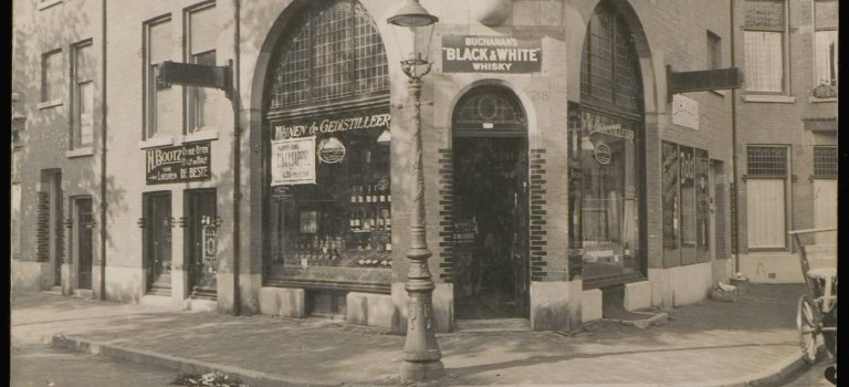 Schinkelbuurt in Bygone Days