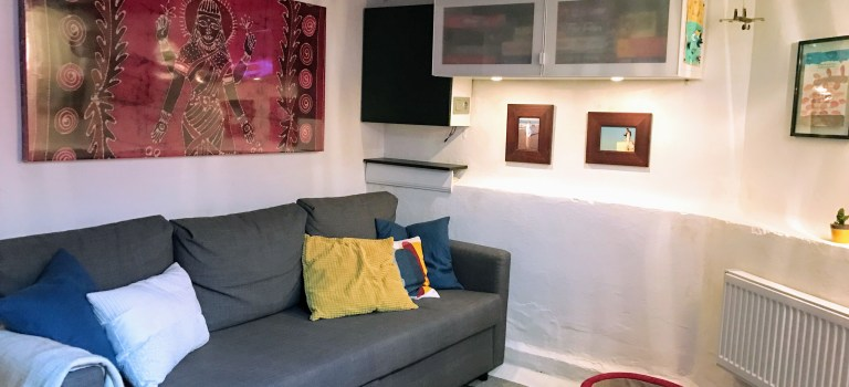 Amsterdam House Tour: The Dungeon