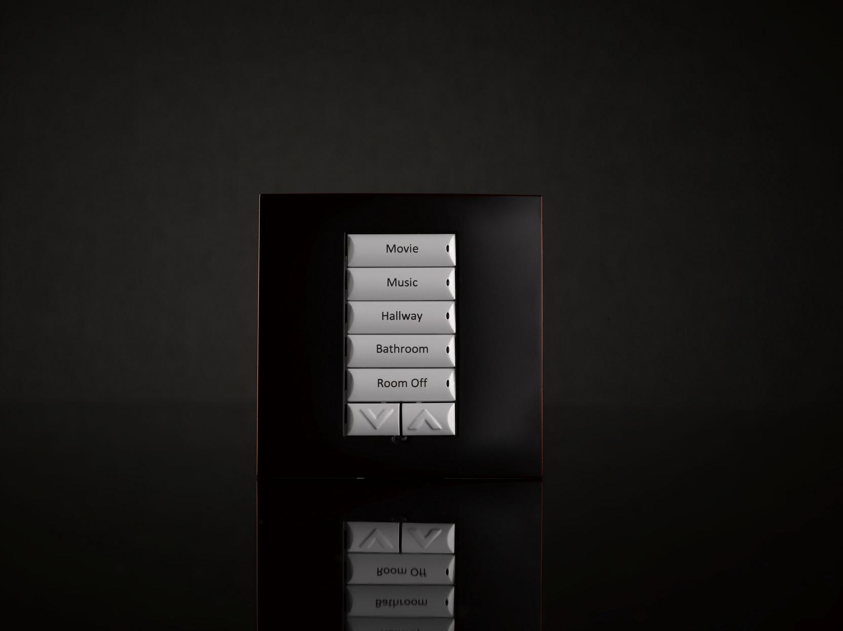 control4 lighting keypad. control4 expands wireless smart lighting keypad r