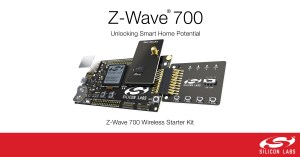 Silicon Labs - Z-Wave 700 Wireless Starter Kit