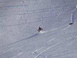Esquí de travesía en el Túnel de Bielsa
