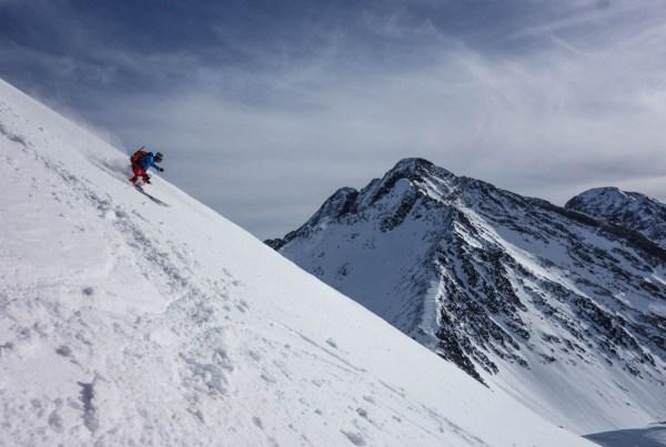 esquí de montaña - Casteret guías