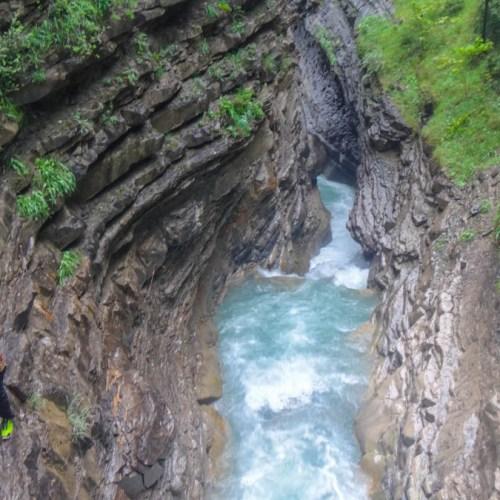Vía ferrata de Sorrosal | Casteret guías de montaña