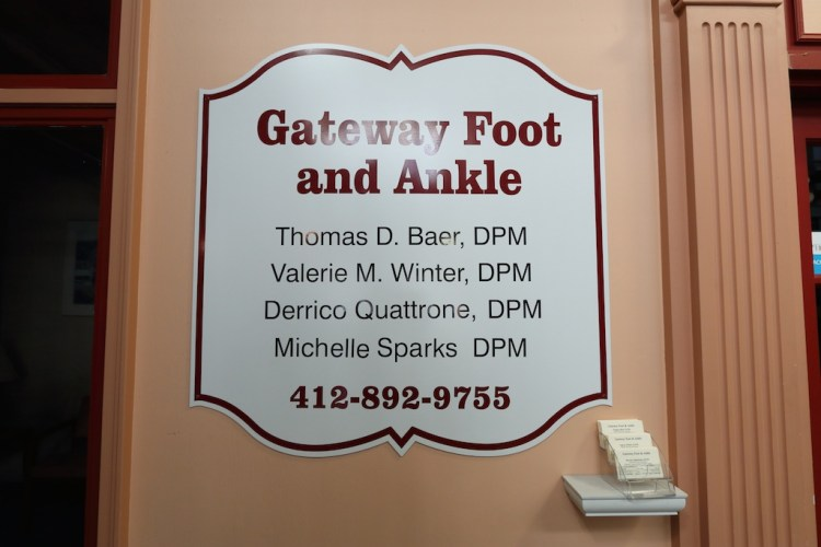 Gateway Foot and Ankle in Caste Village 2