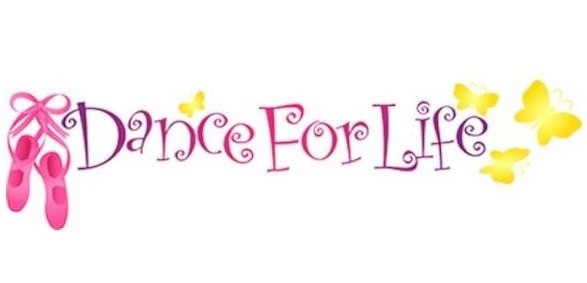 Dance For Life Logo for Dance Workshop by Shari