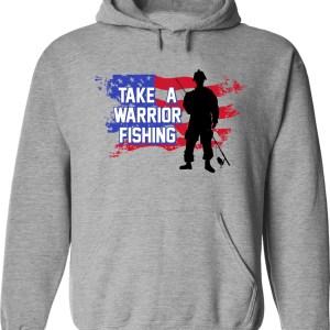 TWF GREY hoodie