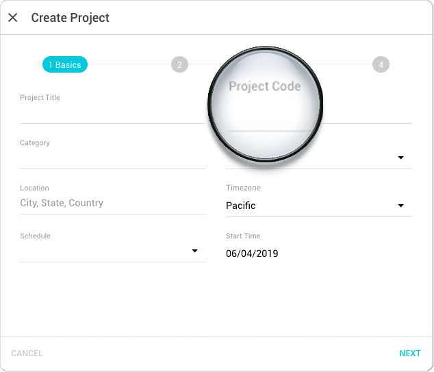 project-codes
