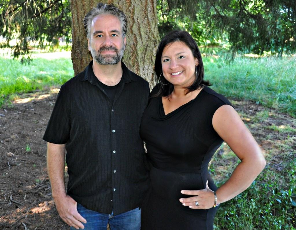 Forrest and Jen Castile
