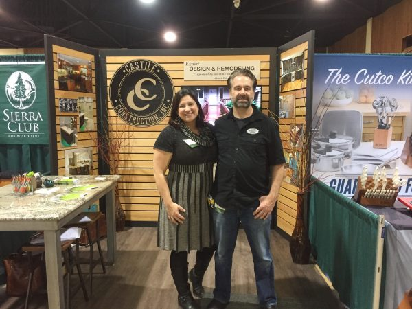 Castile Construction at Home Show
