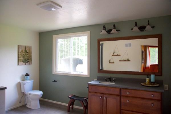 Vanity for Creswell Bathroom Remodel