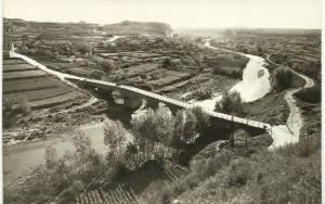El Guadalope, a su paso por Caspe