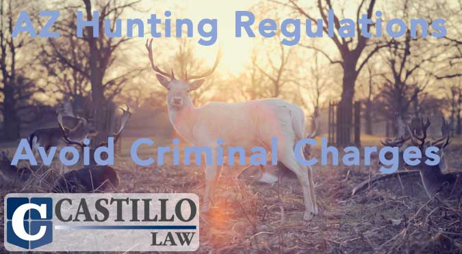 2015 AZ Hunting Regulations