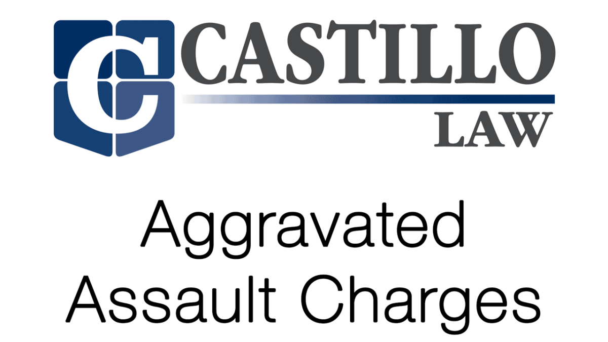 aggravated assault charges castillo law jonathan goebel