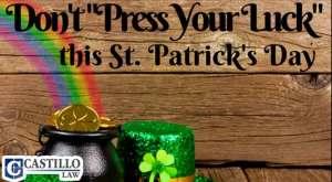 2018 St Patricks day castillo law