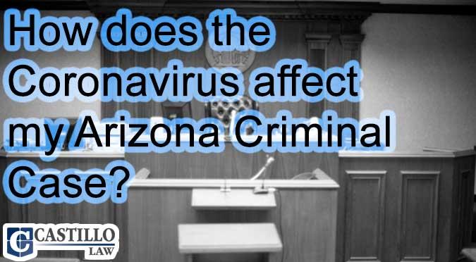 az courts coronavirus castillo law