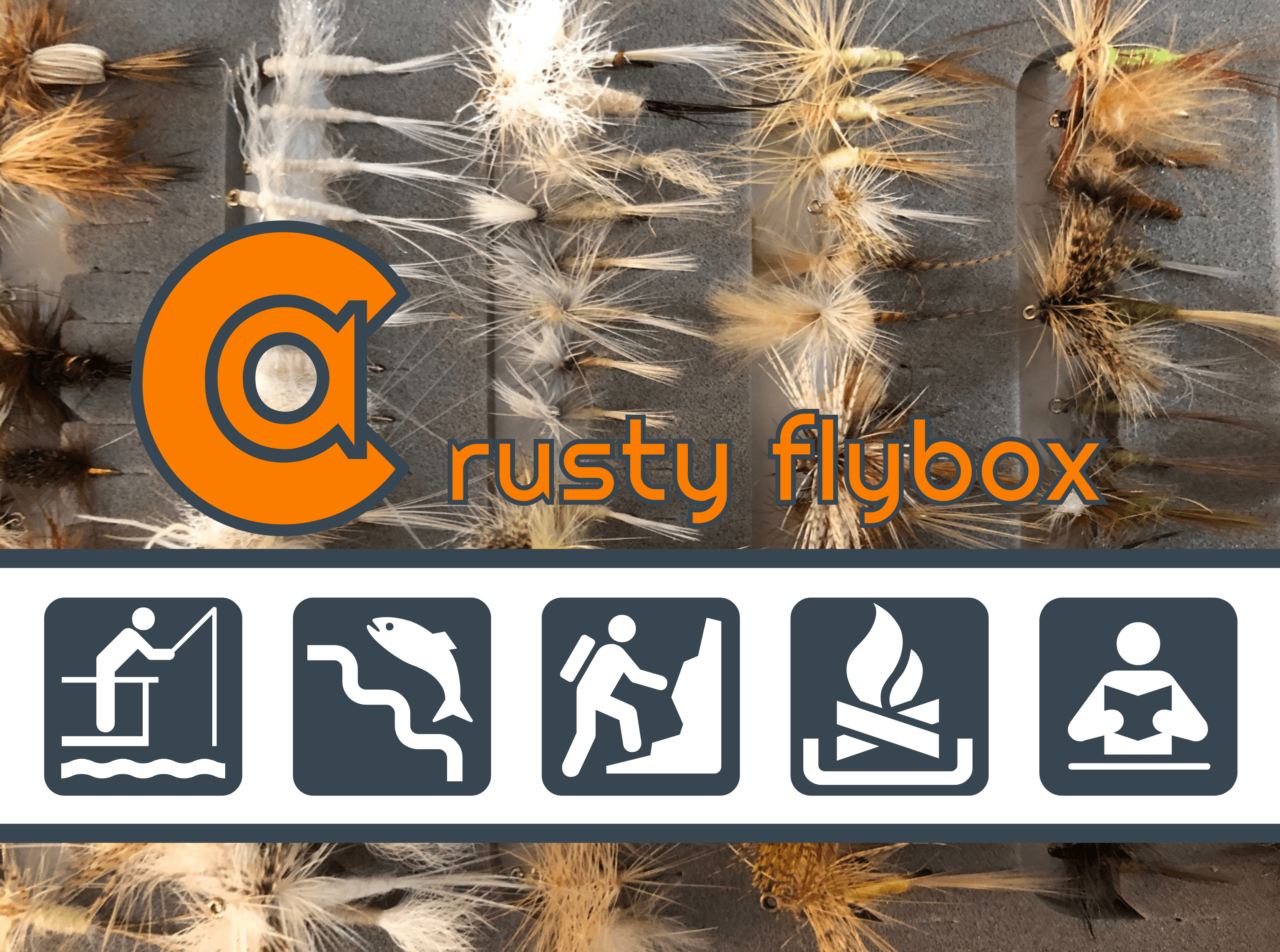 Rusty Flybox: Autumn - Casting Across