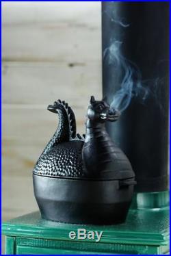 Humidifier Cast Iron Stove