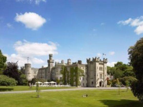 Cabra castle hotel, Co. Cavan, Ireland.