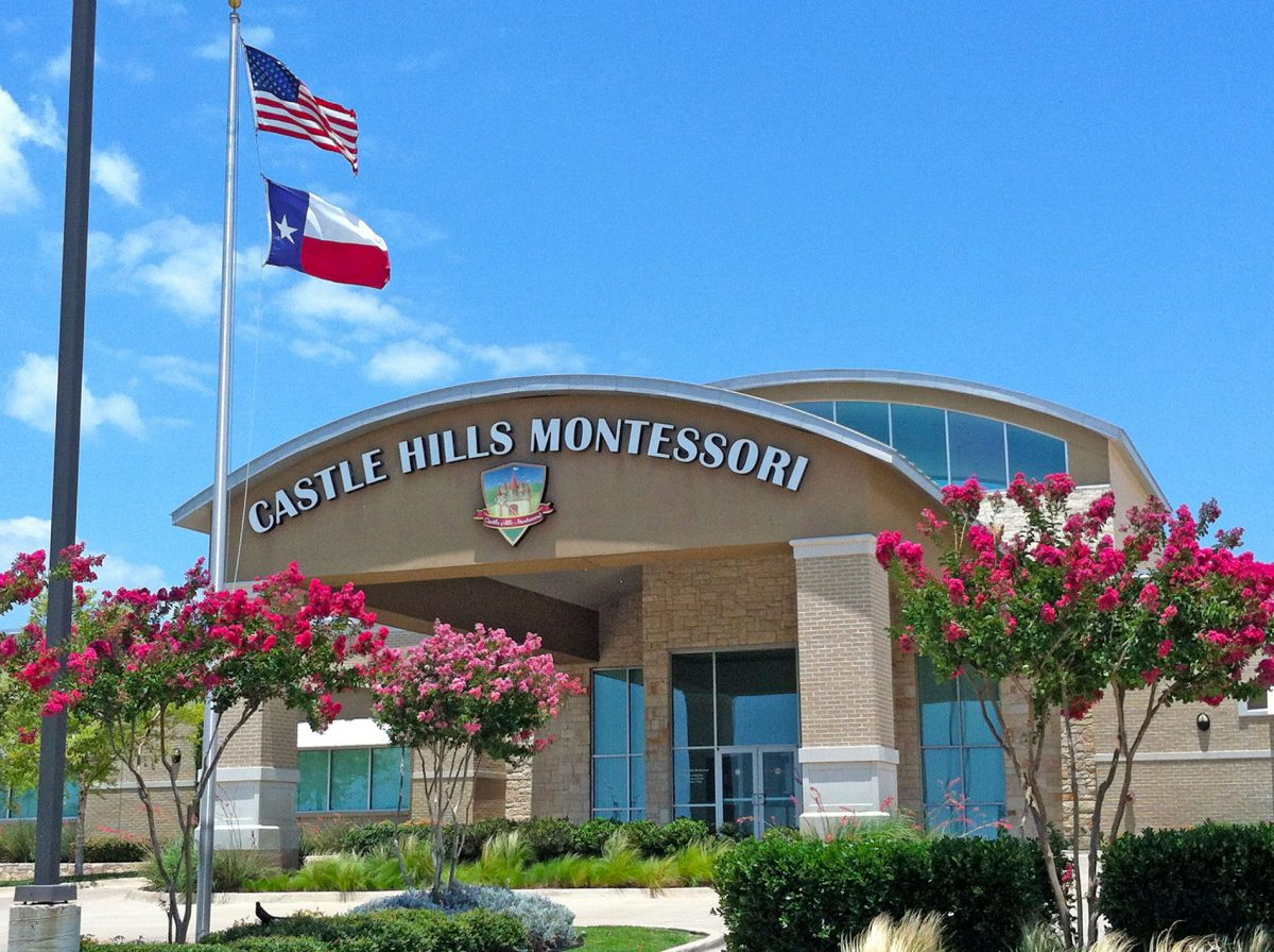 Castle Hills Montessori Carrollton Tx The Leader In Montessori