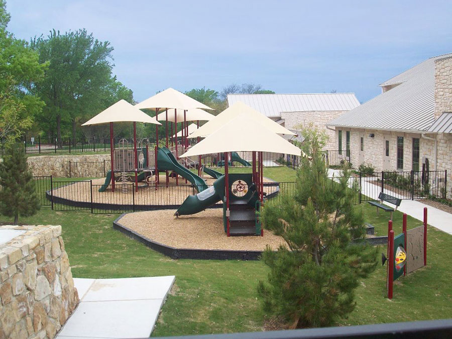McKinney Play area