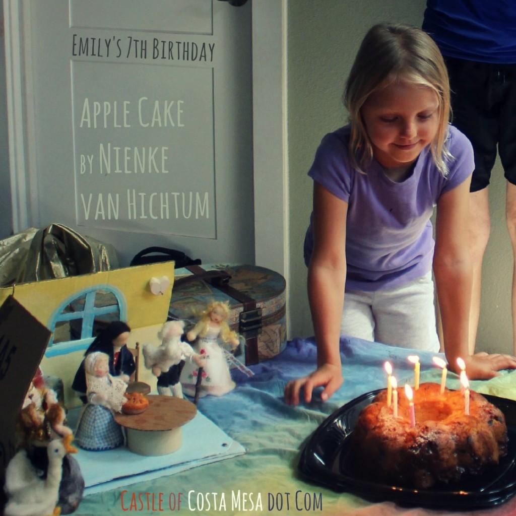 Apple Cake By Nienke Van Hichtum Homemade Puppet Show For