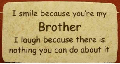 Happy Birthday Quotes For Brother Funny