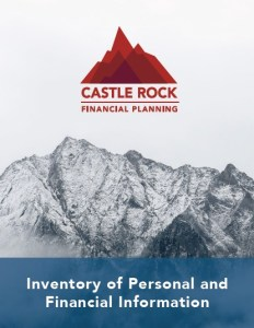 "preview of PDF document ""Inventory of Personal and Financial Information"""