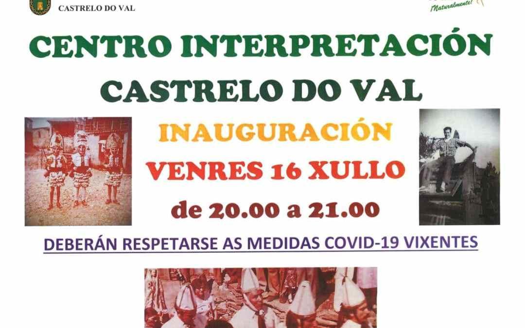 Centro de interpretación inauguración e visitas