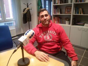 Pablo Antuñano en nueva PR