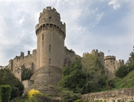 Guy's Tower at Warwick Castle