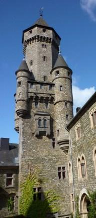 Tower at Schloss Braunfels