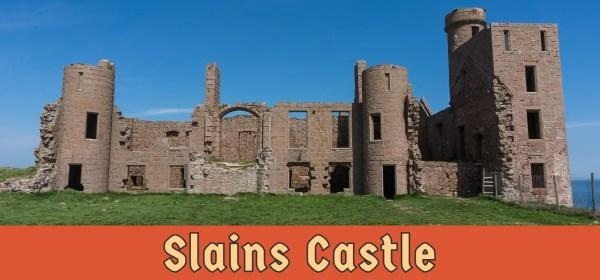Featured image for Slains Castle