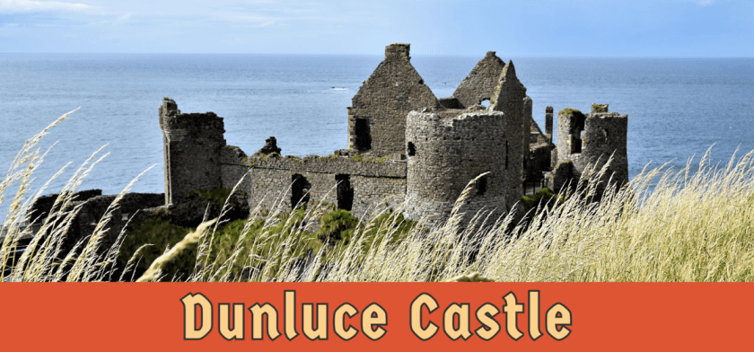 Featured Image for Dunluce Castle